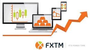طريقة الإيداع والربح من منصة FXTM